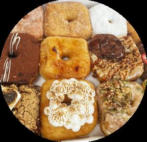 Specialty Brioche Donuts